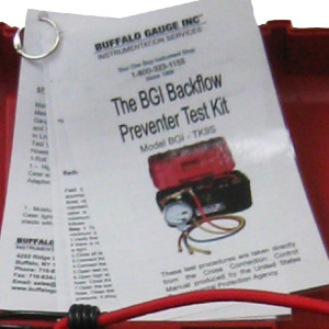 TK9S Backflow Preventer
