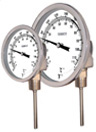 BiMetal Thermometers and Wells